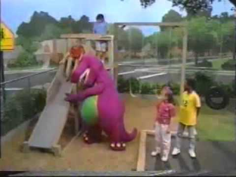 Boredom Videos - Barney's Stuck In Nation City video