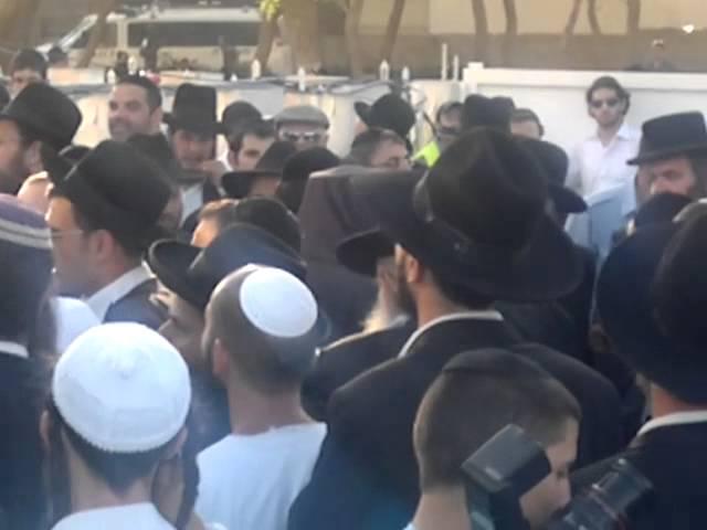 בבא ברוך בהזכרת בבא אלעזר עדיאל בוארון  www.am-israel.com