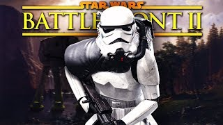 Star Wars Battlefront 2 Beta Funny Moments!