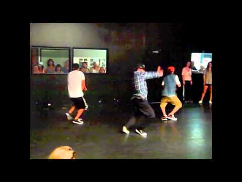 *NSync - It Makes Me Ill Choreography by: Dejan Tubic (With Robert Bailey Jr.)