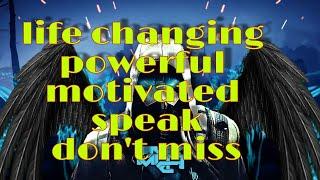 Powerful Motivational video  ( life changing speak don't miss ) bay-sonu motivation bangla