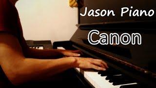 Canon Improvisation Johann Pachelbel 鋼琴 Jason Piano