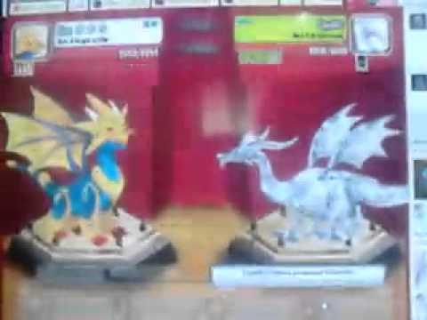 Dragon ArcángelVentisca y Estrella