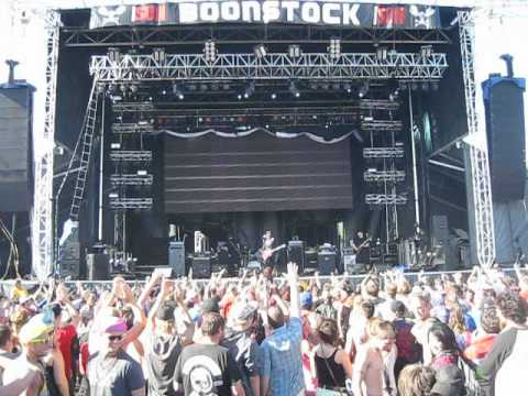 Gob Live @ Boonstock 2012 Gibbons Give Up The Grudge