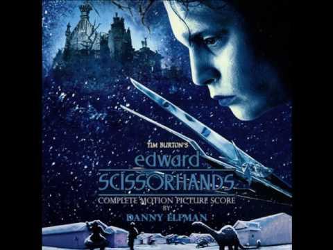 Danny Elfman - Edouard Aux Mains Dargent