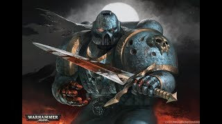 Space Marines Tribute - The Vengeful One [Warhammer 40 000 Music Video/GMV/AMV]