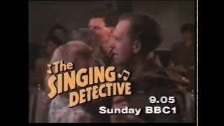 12 November 1986 BBC1 - The Singing Detective trail
