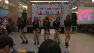 150329 S.One-C (K-Pop Dance Cover) @ White Day Party 2K15