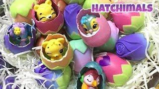Ấp Trứng HATCHIMALS Mini Phiên Bản Đặc Biệt | Hatchimals Colleggtibles ❤️ Bé Hin