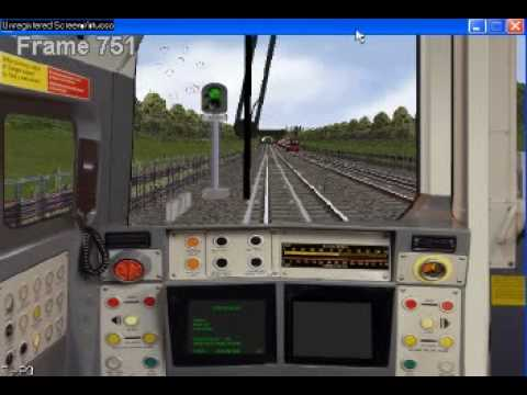 London Underground BVE Simulator