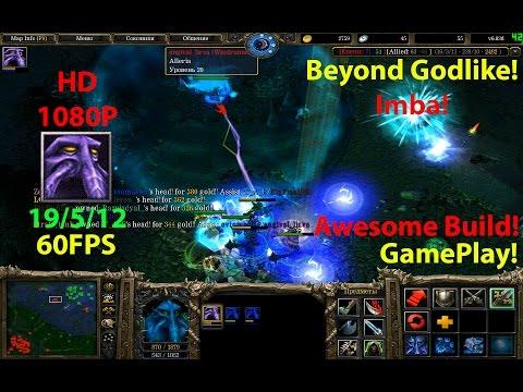 ★DoTa Void - GamePlay 6.83★!KDA: 19/5/12! Beyond Godlike!★