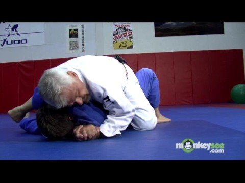 Basic Judo - Ground Holds Image 1