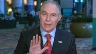 New Head Of EPA Says Carbon Emissions Have Little To Do With Climate Change!