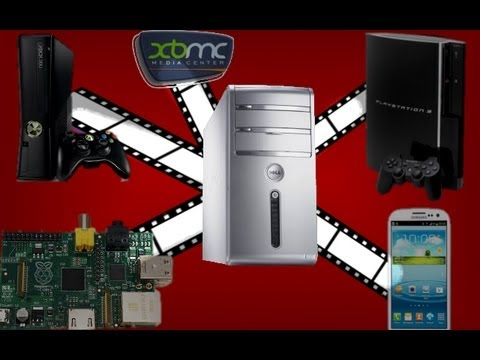 Turn Your 10yr old PC into an HD Media Server (stream to Xbox350/ps3/Raspberry Pi/Andoid. and more)
