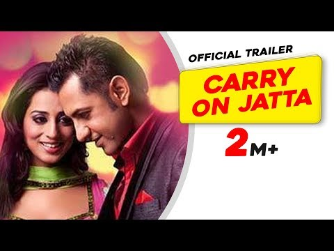 Carry On Jatta - Official Trailer - Gippy Grewal - Punjabi Movie - 2012 Full Hd video