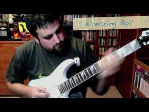 Joey Tafolla - Wrecking Ball - (Alessandro Serrago)