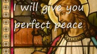 Watch Laura Story Perfect Peace video