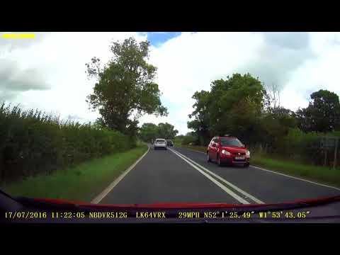 B4632 - Motorbike accident