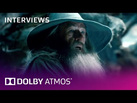 Peter Jackson Talks About Dolby Atmos in