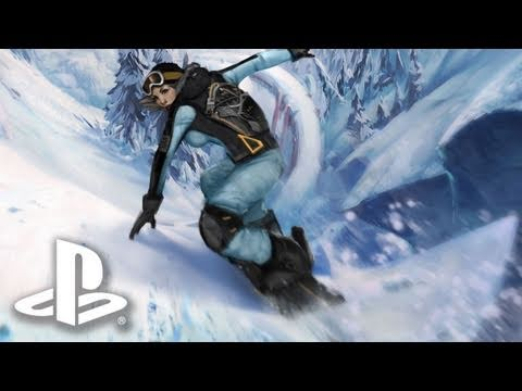 E3 2011: SSX (Live Stream Interview)