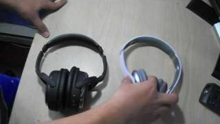 Able Planet NC350BC Vs Beats By Dre SOLO HD's