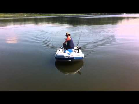 Seahawk II by Intex Made For Fishing
