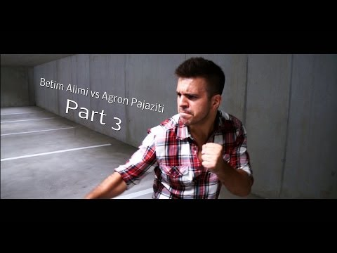 Martial Arts Action Betim Alimi vs Agron Pajaziti Re-Edit Part 3