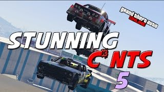 GTA ONLINE - DIRTY TROLL 21 - (STUNNING C*NTS 5)