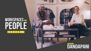 Former Monk Dandapani has a 300 Year Plan | Workspaces and People New York | Ep. 2