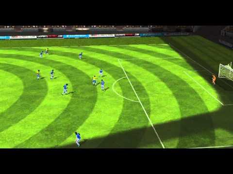 FIFA 14 Android - Brazil VS Colombia