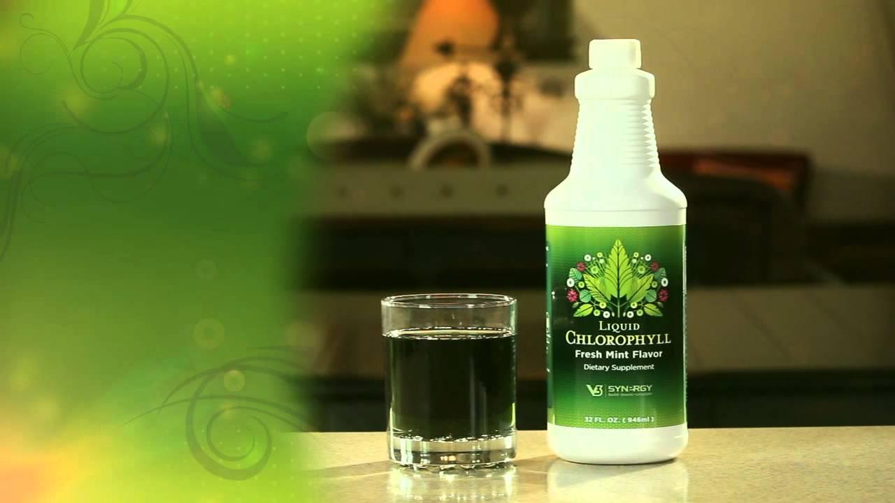 Liquid Chlorophyll Drink Liquid Chlorophyll