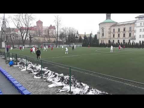 U15: Wisla Krakow - FCB 3:8 (sestřih branek)