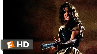 Quigley Down Under (6/11) Movie CLIP - Attacked by Dingoes (1990) HD