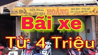 #135 - Bãi xe với giá từ 4 triệu tại Tây Ninh