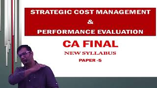 01A CA FINAL cost new syllabus SMPE BY CA SHARAD AGARWAL SIR