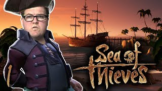 Drunk Music Simulator | Sea of Thieves Beta Ep. 1 w/Mark, Wade, and Jack