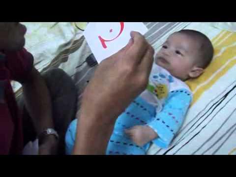 Baby Fateh Umur 3 Bulan Belajar Huruf Al Quran