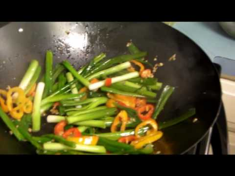 How to cook Easy Chinese Recipes. Mogolian Beef stir fry.