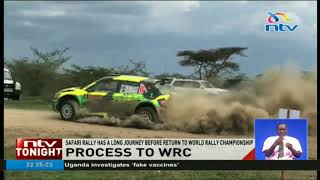 Kenya might return to the World Rally Championship
