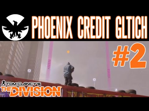 The Division Phoenix Credit Glitch Exploit After Patch | New Farming Method | 75+ PC Per Hour