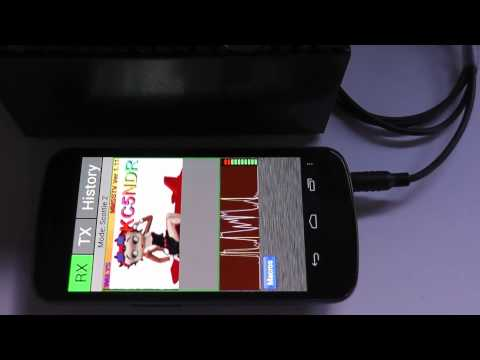 WolphiLink - Connecting Android to Ham Radio