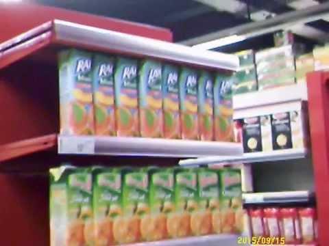 Distribution – GMS – Merchandising : La TG Tête de gondole