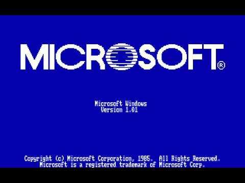 SolidM72 - Historia de Windows 001 (Informatica - Loquendo)