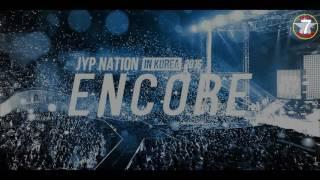 [IGOT7 Vietnam][Vietsub][SINGLE] JYP NATION 2016 -  ENCORE