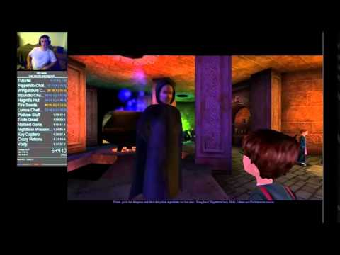 Harry Potter And The Sorcerer's Stone (pc) Any% Speedrun In 1:33:27 (wr) video