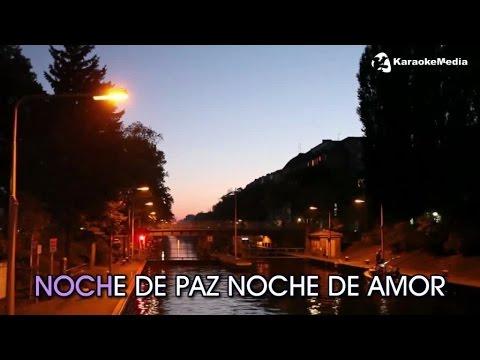 Villancicos - Noche De Paz (Karaoke)