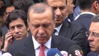 Cumhurbaşkanı Erdoğan: Bunun affedilir, bağışlanır bir yanı yok