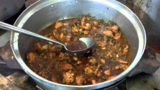 Nasi Bukhari with Chicken for Hari Raya
