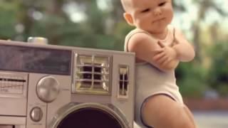 Bayi lucu joget lagu pokemon