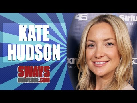 Kate Hudson Talks Raising Money to Make New Film, Play 'Knowledge of Self' Game & Working Kevin Hart